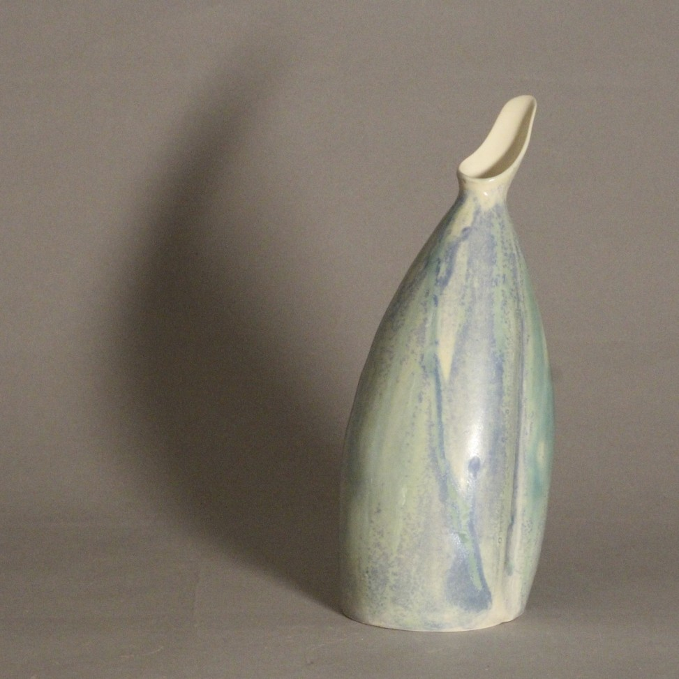 porcelain bottle, 1.5 l