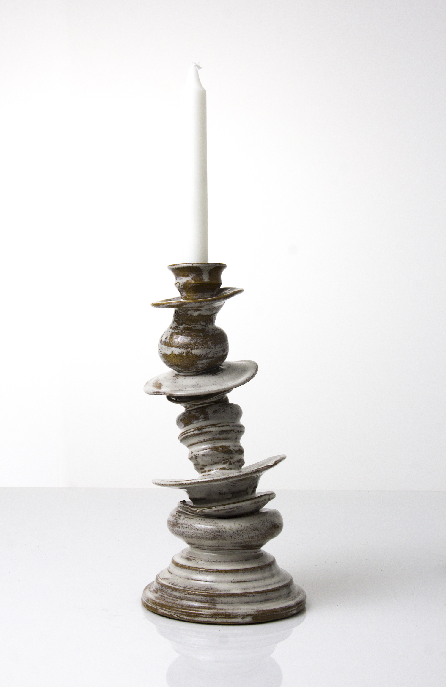 funky candleholder 29cm